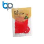 red mask ماسک ورقه ای جنسینگ