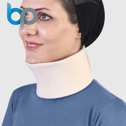 گردنبند-طبی-چانه-دار
